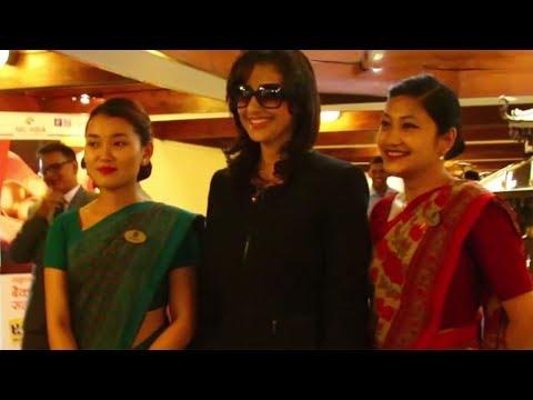 Manisha Koirala   पाँच तारे होटलमा मनिषाका फ्यान