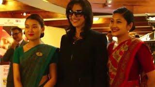 Manisha Koirala | पाँच तारे होटलमा मनिषाका फ्यान