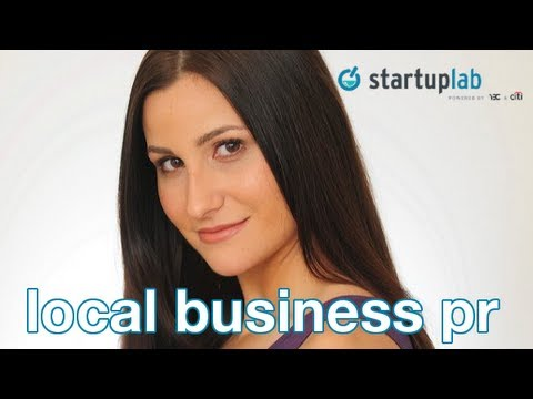PR for Local Businesses with Melissa Cassera