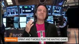 T-Mobile CEO Legere: I Want to Be in Charge