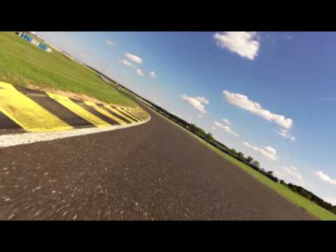 Aug 2016 BMW S1000RR Race Academy Panoniaring FULL HD Hungary Racetrack Trackday