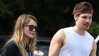 Hilary Duff Announces Pregnancy With Matthew Koma