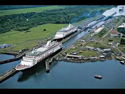 An Engineering Wonder of the World, Panama Canal
