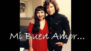 Mon Laferte - Mi Buen Amor ft. Enrique Bunbury - Karaoke alta calidad