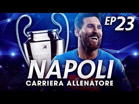 FINALE DI CHAMPIONS LEAGUE 2018! | CARRIERA ALLENATORE NAPOLI EP. FINALE | FIFA 18 [ITA]