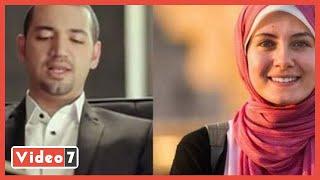 قلة أدب..  بسنت نور الدين تنفعل بسبب وصفها بـمطلقة معز مسعود