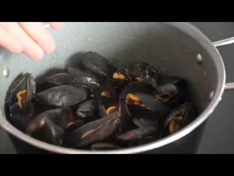 Как готовятся мидии