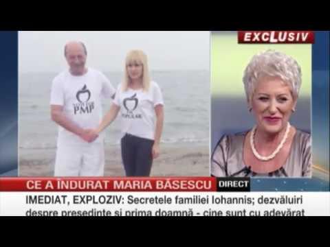Ce a îndurat Maria Băsescu din cauza Elenei Udrea - Romania TV