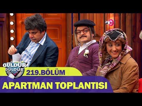 Güldür Güldür Show 219.Bölüm - Apartman Toplantısı