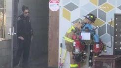 San Diego: 3rd Floor Fire 05252019