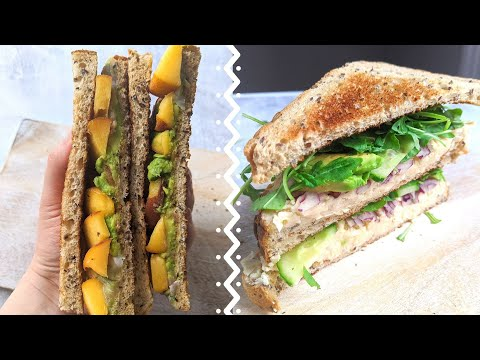 7 Healthy SANDWICH Recipes for Weight Loss