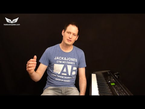Frei Klavier Spielen