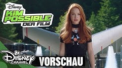 KIM POSSIBLE - DER FILM - Die ersten fünf Minuten! | Disney Channel