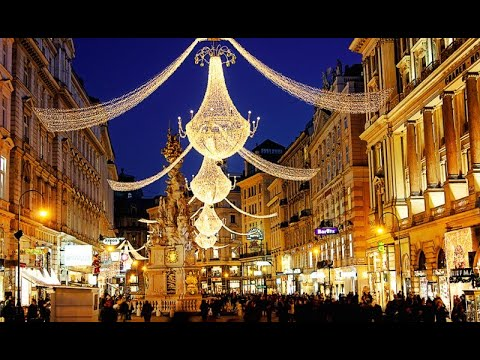 2018 Vienna Advent | Europe Christmas Market Tour