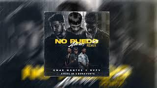 Omar Montes, RVFV X Anuel - No Puedo Amar Remix (Benavente)