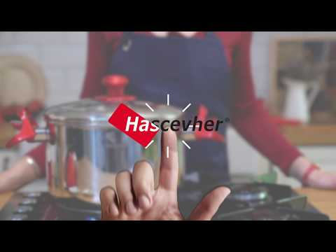 Hascevher Pasta Pot Introduction Film