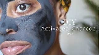 Activated Charcoal Mask + Bentonite Clay