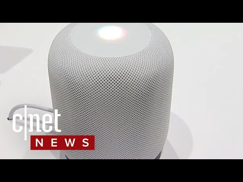 Download Youtube: Apple delays HomePod until 2018 (CNET News)