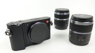 Yi M1 Mirrorless Camera REVIEW (in 4K)
