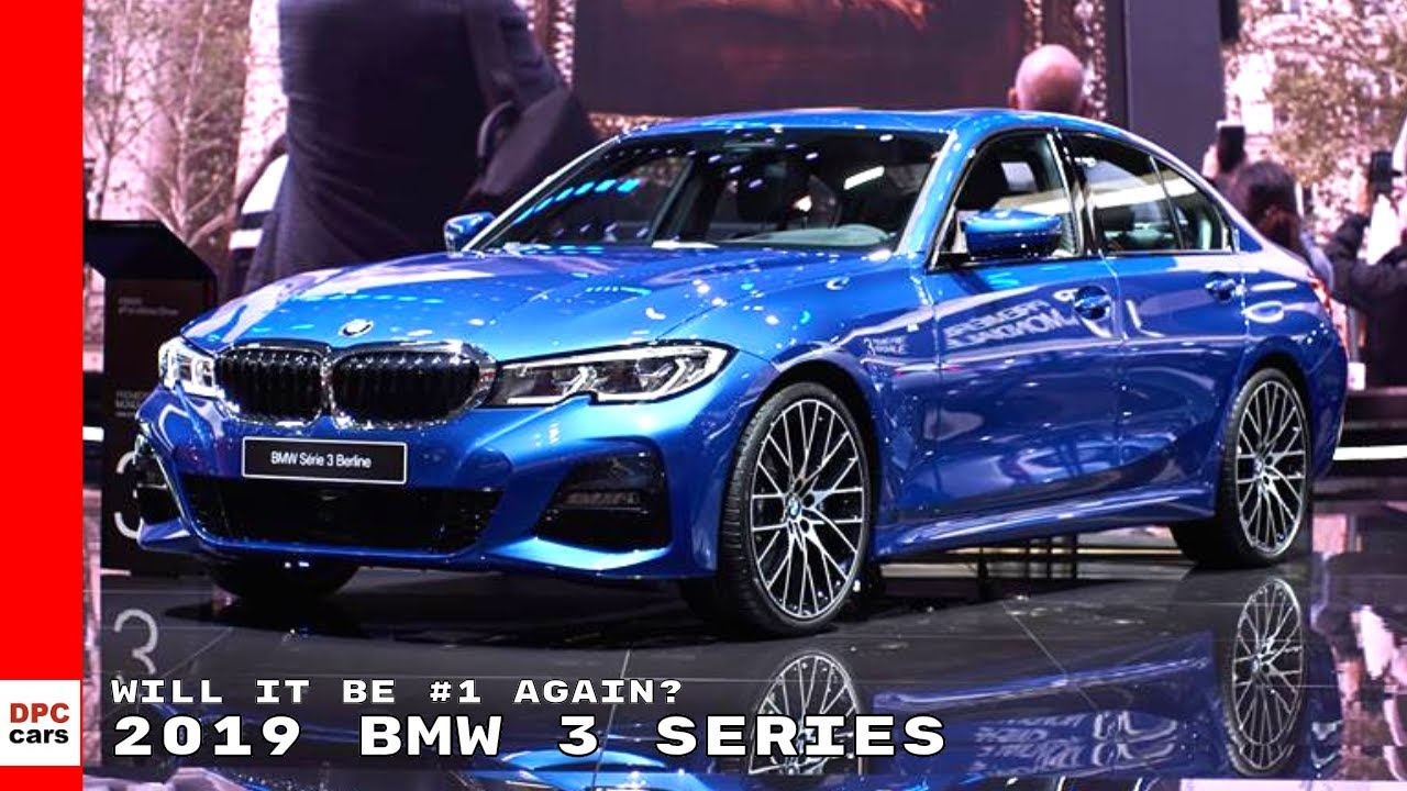 2019 bmw 3 series will it be the best sedan youtube. Black Bedroom Furniture Sets. Home Design Ideas