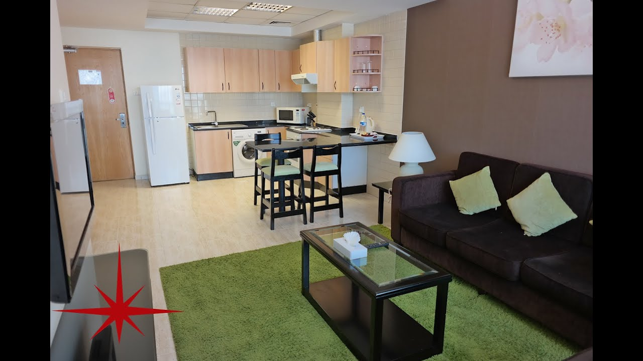 Bur Dubai Fully Furnished And Serviced 1 And 2 Bedroom