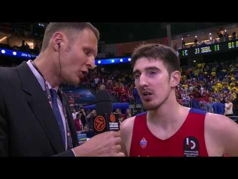 Post-game interview: Nando De Colo, CSKA Moscow