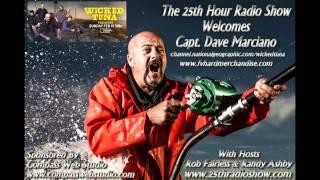 "Capt. Dave Marciano - Hard Merchandise - Natgeo's ""wicked Tuna"" Season 4"
