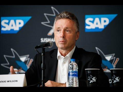 No luck for San Jose Sharks at NHL Draft Lottery