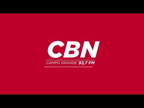 CBN Campo Grande com Ginez Cesar e Ingrid Rocha - (10/02/2020)