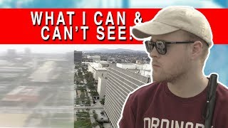 What I Can and Can't See as a Legally Blind Person