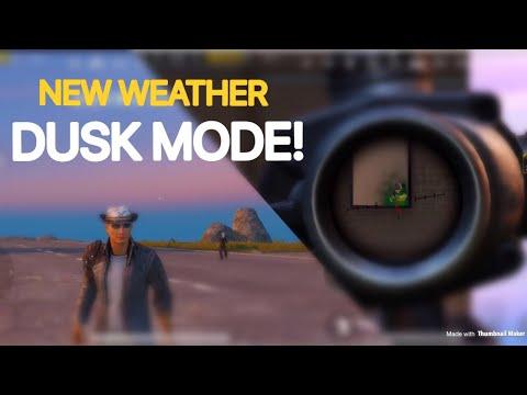 New Weather Dusk | PUBG Mobile Lightspeed | Arcade Mode!