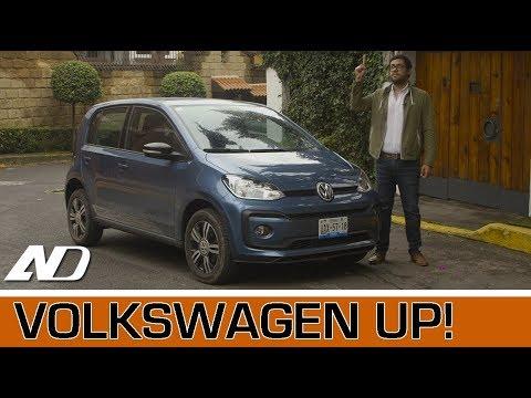 Volkswagen Up! - Estaría perfecto si no fuera por un detalle o dos