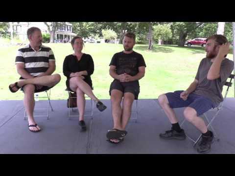 Jon Stickley Trio interview