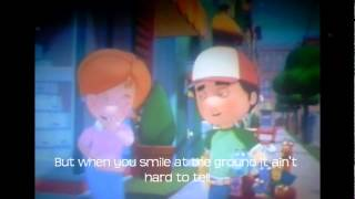 are handy manny and kelly dating