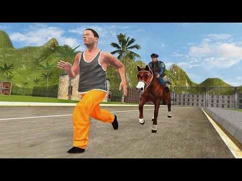 Prisoner Escape Police Horse (by Toucan Games 3D) Android Gameplay [HD]