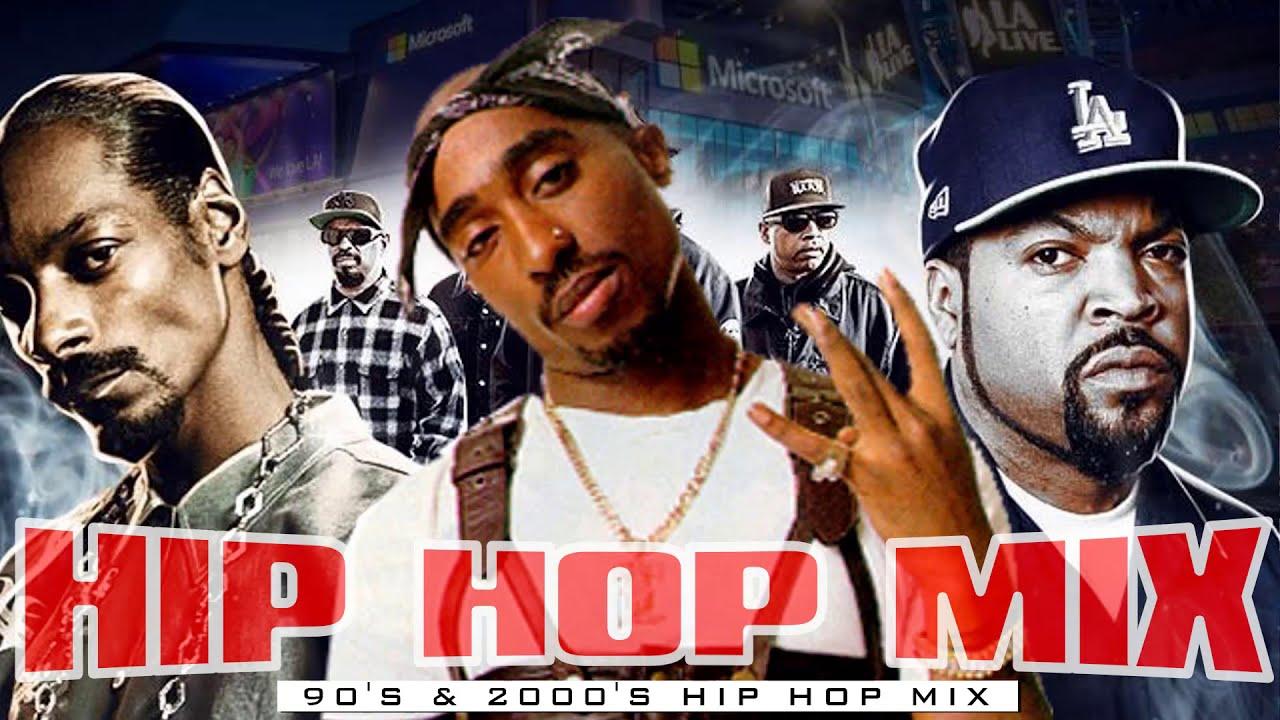 Download 90'S & 2000'S HIP HOP MIX - 2 Pac ,50 Cent, Ice Cube  Dr Dre , Snoop Dogg, Eminem