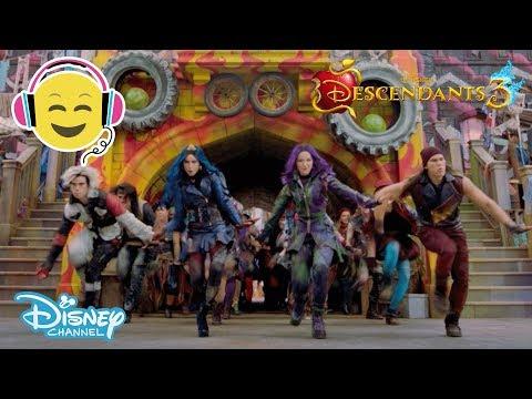 Descendants 3 | Good To Be Bad - Song 🎶 | Disney Channel UK