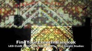 FindYourEventInBangkok: LED Club 2 RCA Bangkok - GUTTER RAINBOWS [2012]