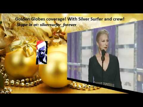 Golden Globes with Surfer & Friends! Part 1 (Re-Upload)