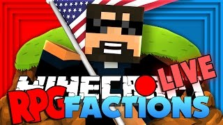 Minecraft: RPG Factions | WARZONE TAKEOVER!! [16] thumbnail