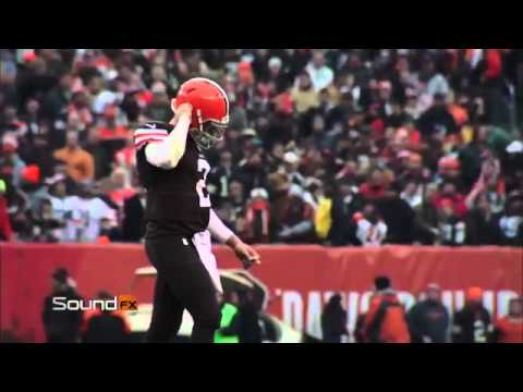 NFL SoundFX; Johnny'S debut