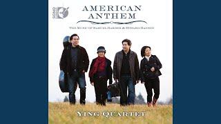 Serenade, Op. 1 (version for string quartet) : II. Andante con moto