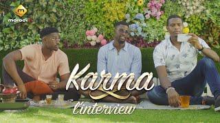 Interview des garçons de Karma