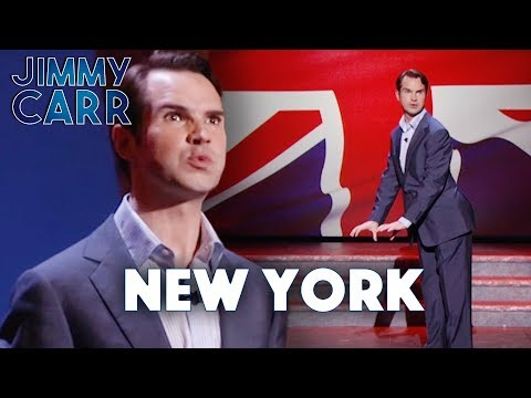 Live In New York - FULL SET | Jimmy Carr