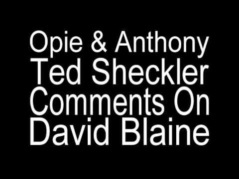 Ted sheckler