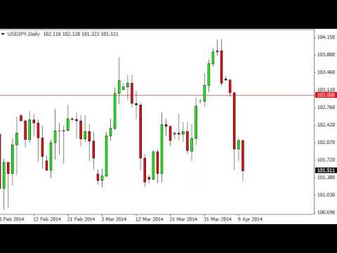 USD/JPY Technical Analysis for April 11, 2014 by FXEmpire.com