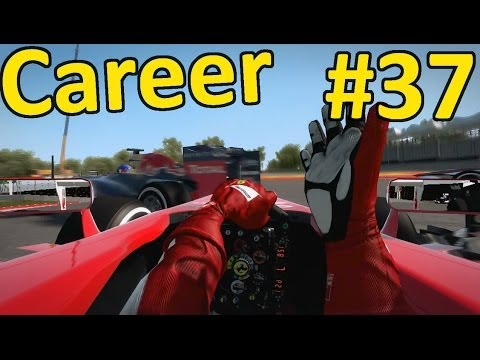F1 2013 America 100% Career Mode Part 37: US Grand Prix