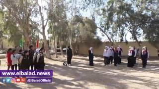 انطلاق معسكر «مرشدات» تعليم جنوب سيناء.. فيديو وصور