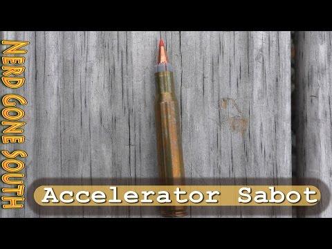 30-06 Accelerator Sabot with 55gr.223 Hornady V-Max