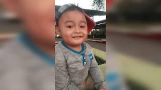 """Baby afif berhasil mencuri perhatian orang""""disekitarnya dengan tingkahnya yang bikin gemmes dan lucu"""